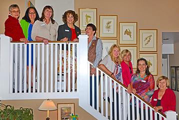 Soroptimist Board of Directors 2014-2015