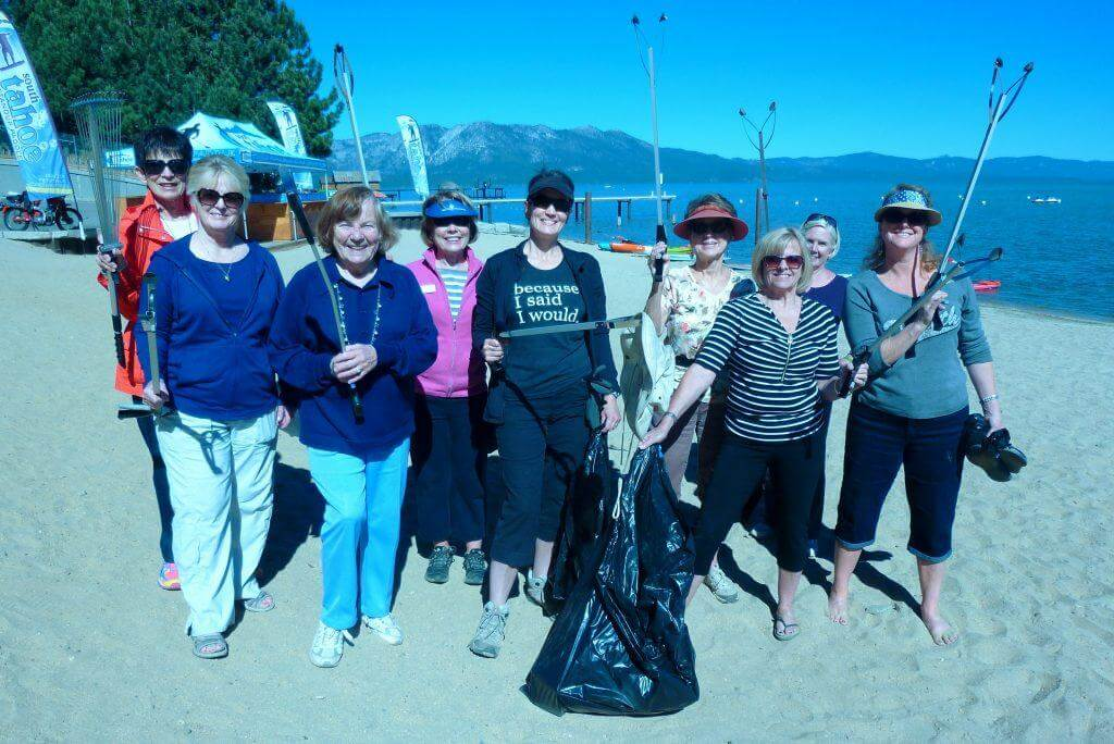 Beach cleanup 6.19.2014