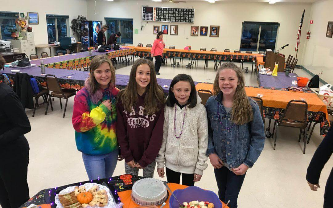 Halloween Party – SITS Style