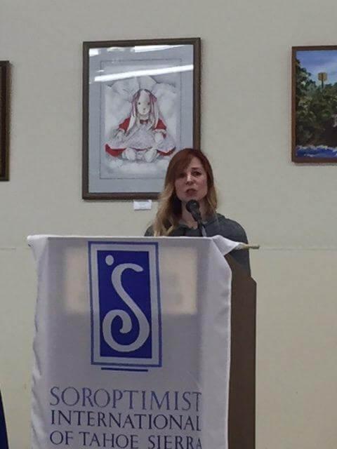CASA presentation from Julia Johnson