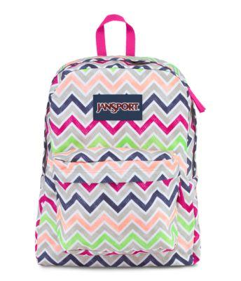 Backpack Attack and JanSport!