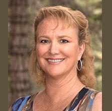 President Kim Valverde - Soroptimits Tahoe